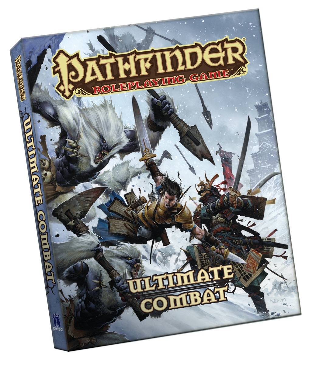paizo com - Pathfinder Roleplaying Game: Ultimate Combat