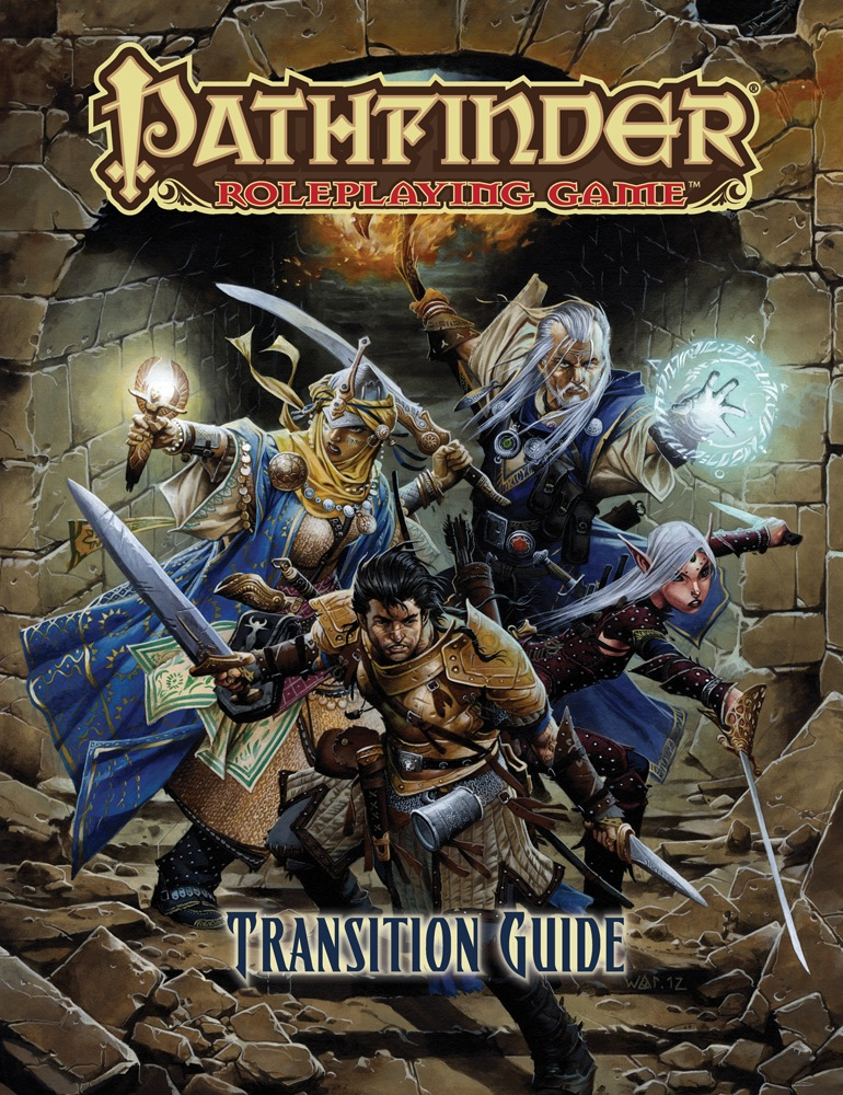 Paizo Com Pathfinder Roleplaying Game Beginner Box Transitions Pdf