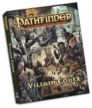 Villain Codex Pocket Edition