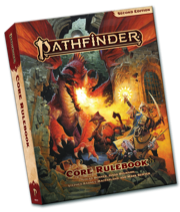 Pathfinder Core Rulebook Pocket Edition -  Paizo Publishing