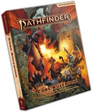 Core Rulebook Hardcover: Pathfinder RPG Second Edition -  Paizo Publishing