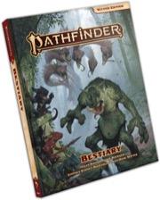 Bestiary Hardcover: Pathfinder RPG Second Edition -  Paizo Publishing