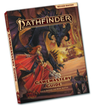 Gamemastery Guide Pocket Edition Pathfinder RPG  -  Paizo Publishing