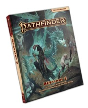 Pathfinder RPG Bestiary 2 -  Paizo Publishing