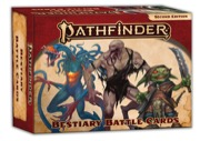 Pathfinder Bestiary Battle Cards -  Paizo Publishing
