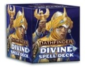 Pathfinder RPG Divine Spell Deck -  Paizo Publishing
