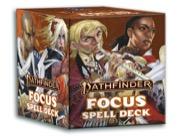 Pathfinder RPG Focus Spell Deck -  Paizo Publishing