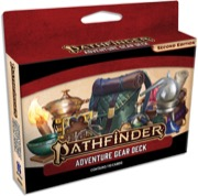 Pathfinder Adventure Gear Deck -  Paizo Publishing