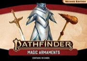 Pathfinder Magic Armaments Deck