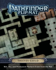Pathfinder Flip-Mat: Thieves' Guild