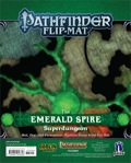 Pathfinder Flip-Mat: The Emerald Spire Superdungeon Multi-Pack