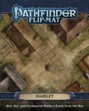 Pathfinder Flip-Mat Classics: Hamlet -  Paizo Publishing