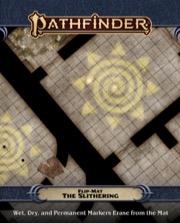Pathfinder Flip-Mat: The Slithering (T.O.S.) -  Paizo Publishing