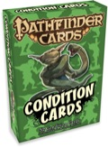 Pathfinder Roleplaying Game: Condition Cards (PFRPG)