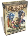 Pathfinder Cards: Shattered Star Face Cards