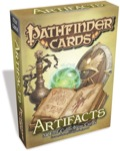 Pathfinder Cards: Artifacts Item Cards