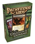 Pathfinder Cards: The Dragon's Demand Campaign Cards