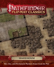 Pathfinder Flip-Mat Classics: Warehouse