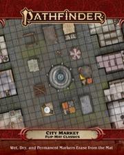 City Market: Pathfinder Flip-Mat Classics -  Paizo Publishing
