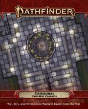 Pathfinder RPG Flip-Mat Classics: Cathedral -  Paizo Publishing