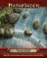Falls and Rapids Pathfinder Flip-Mat Classics -  Paizo Publishing