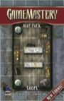 GameMastery Map Pack: Shops