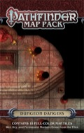 Pathfinder Map Pack: Dungeon Dangers