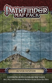 Pathfinder Map Pack: River System