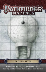 Pathfinder Map Pack: Frozen Sites