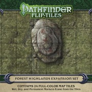 Forest Highlands Expansion: Pathfinder Flip-Tiles  (T.O.S.) -  Paizo Publishing