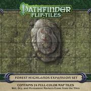 Forest Highlands Expansion: Pathfinder Flip-Tiles  - Paizo Publishing
