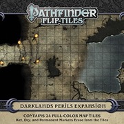Pathfinder Flip-Tiles: Darklands Perils Expansion (T.O.S.) -  Paizo Publishing