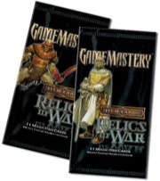 GameMastery Item Cards: Relics of War