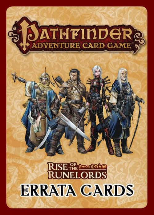 Paizo Com Pathfinder Adventure Card Game Rise Of The Runelords