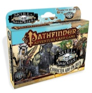 Pathfinder Adventure Card Game: Skull & Shackles Character Add-On Deck