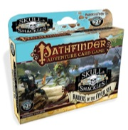 Pathfinder Adventure Card Game: Raiders of the Fever Sea Adventure Deck (Skull & Shackles 2 of 6)