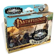 Pathfinder Adventure Card Game: Island of Empty Eyes Adventure Deck (Skull & Shackles 4 of 6)