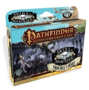 Pathfinder Adventure Card Game: From Hell's Heart Adventure Deck (Skull & Shackles 6 of 6)