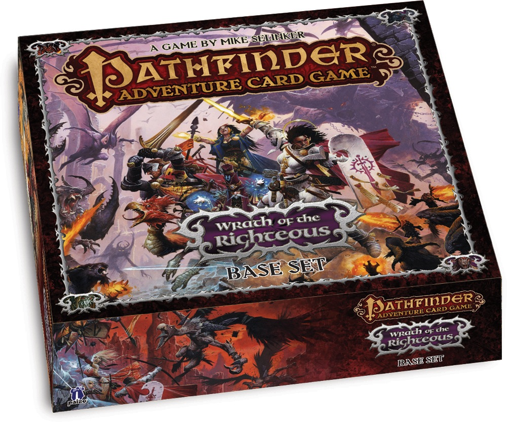 Paizo Com Pathfinder Adventure Card Game Wrath Of The Righteous