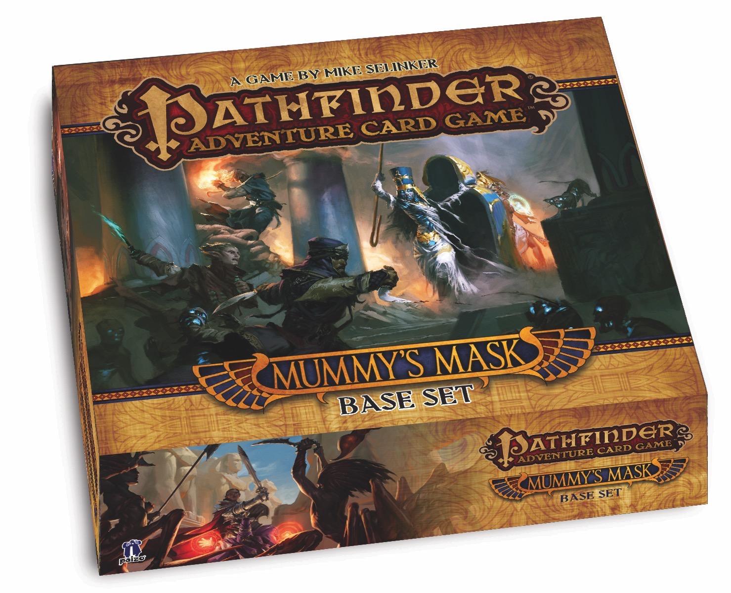 Paizo Com Pathfinder Adventure Card Game Mummy S Mask Base Set