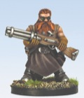 Pathfinder Chronicles Miniatures: Janderhoff Wandrifler