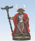 Pathfinder Chronicles Miniatures: Minotaur Prince of Absalom