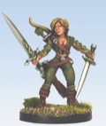 Pathfinder Chronicles Miniatures: Ranger of Erastil