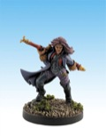 Pathfinder Chronicles Miniatures: Varisian Adventurer