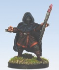 Pathfinder Chronicles Miniatures: Nidal Shadow Priest