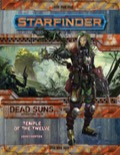 Starfinder Adventure Path #2: Temple of the Twelve (Dead Suns 2 of 6)