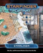 Starfinder Flip-Mat: Starliner