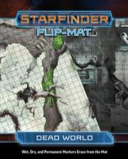 Dead World: Starfinder Flip-Mat -  Paizo Publishing