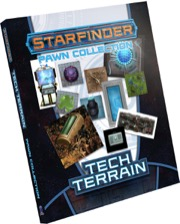 Tech Terrain Pawn Collection: Starfinder Pawns -  Paizo Publishing