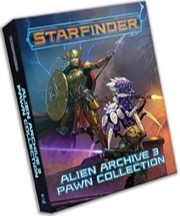 Starfinder Pawns: Alien Archive 3 Pawn Collection